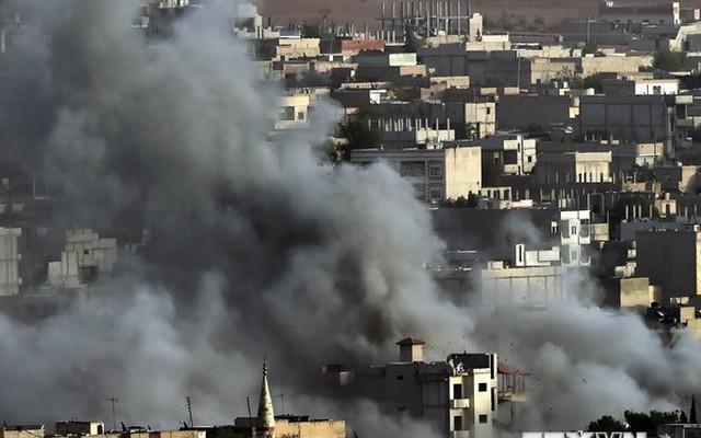 Nghi vấn lực lượng Hồi giáo IS đã cắt đầu cả trẻ em