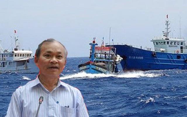 """""""Trung Quốc di chuyển giàn khoan là vì sợ hai cơn bão lớn"""""""