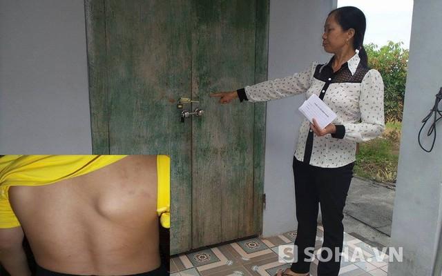 Công an đưa bé gái bị nhốt ở chùa đi giám định