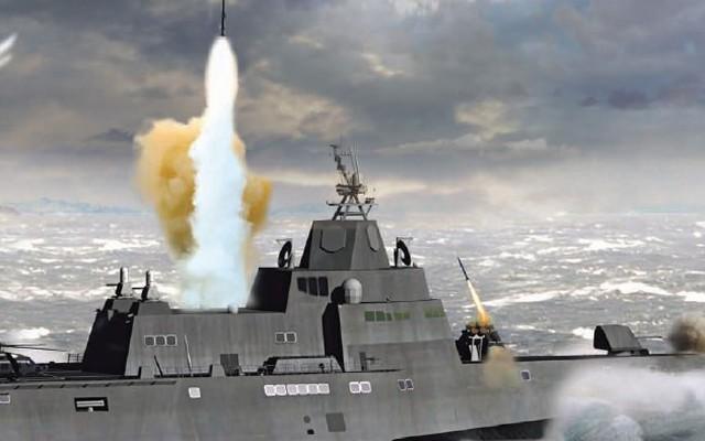 Những tên lửa chống hạm nhỏ nhất thế giới