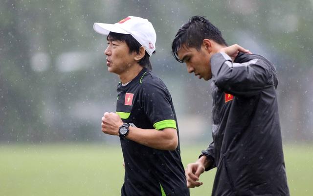 """U23 Việt Nam: Bí quyết rèn thể lực """"có một không hai"""" của Miura"""