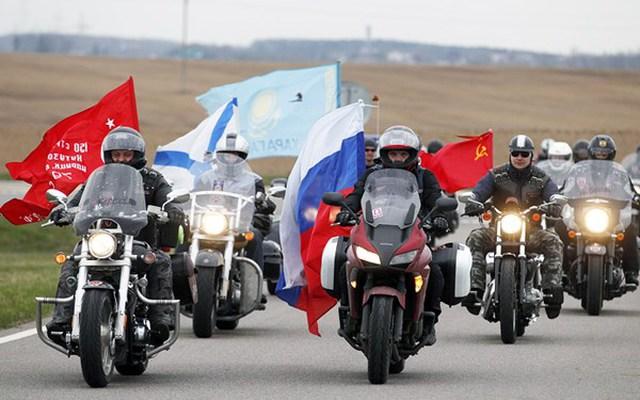 """Đức bất ngờ gỡ bỏ lệnh cấm nhập cảnh cho đoàn mô tô """"Sói đêm"""" của Nga"""