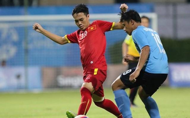 """Cựu tuyển thủ Quốc Vượng: """"Không cần quyết đấu với người Thái, gặp ai ở bán kết cũng được"""""""