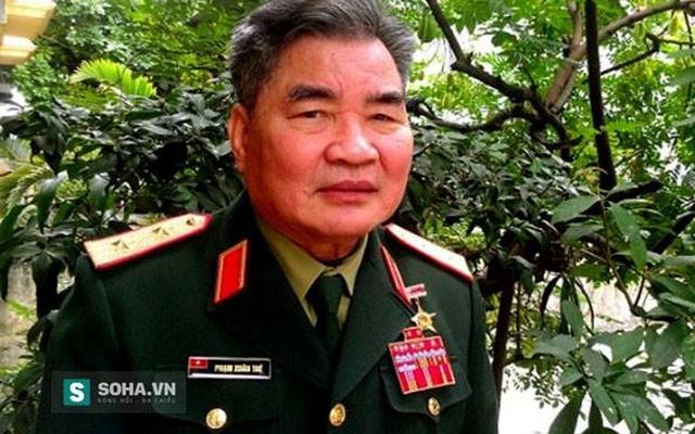 """Nguyên Tư lệnh Quân khu I nêu điều """"cốt yếu"""" với Bí thư Thăng"""