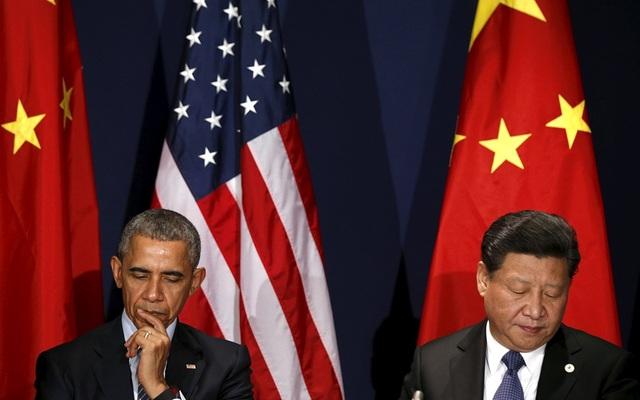 """Đánh lạc hướng truyền thông để """"thắng lớn"""" trước Obama, Tập Cận Bình qua mặt cả thế giới?"""