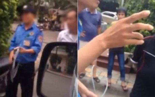"""Cuối tháng 7, BV Nhi TƯ sẽ chấm dứt hợp đồng với công ty bảo vệ """"chặn xe cứu thương"""""""