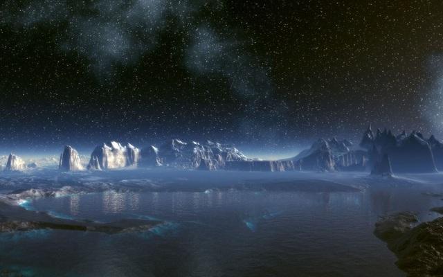 Bí mật về hệ Mặt Trời rất có thể đang chìm sâu... 15cm ở Nam Cực