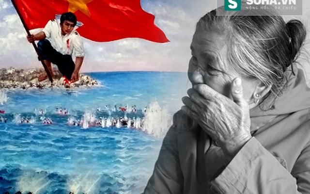 Gạc Ma: Lòng mẹ chưa yên khi các anh vẫn nằm lại ngoài biển khơi