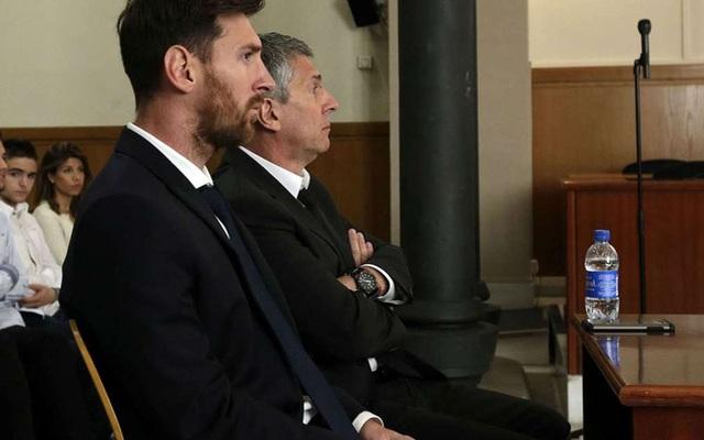 Nhà tù vẫn mở rộng cửa chờ Messi