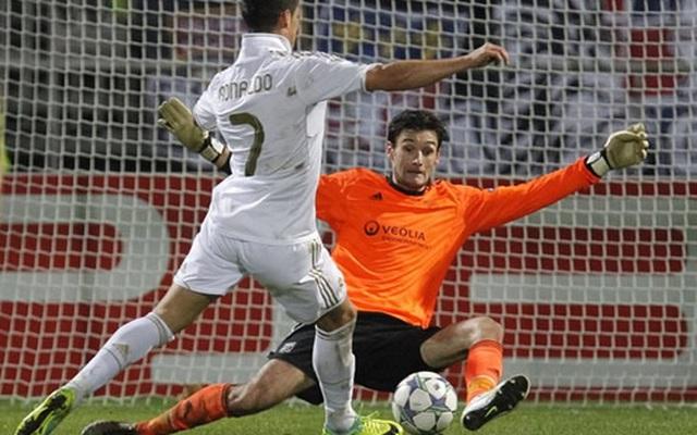 """""""Đại ca"""" tuyển Pháp sợ Ronaldo thế nào?"""