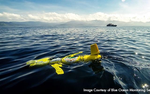 Bộ QP Trung Quốc: Đã thuận lợi trao trả thiết bị lặn không người lái cho Mỹ