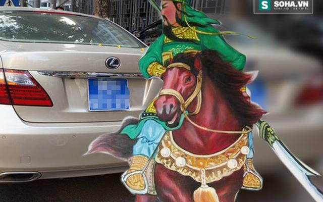 """""""Lexus 570 biển xanh"""" – chú ngựa Xích Thố sát chủ của Vân Trường và mưu kế Khổng Minh"""