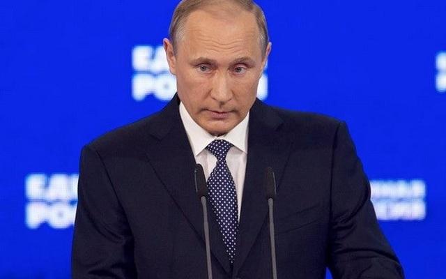 Tổng thống Nga Putin đã chỉ thị dỡ bỏ trừng phạt Thổ Nhĩ Kỳ