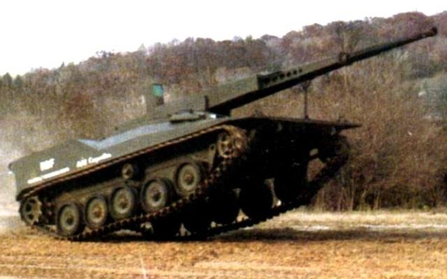 """Xe tăng hạng nhẹ """"đi trước thời đại"""" của lực lượng phản ứng nhanh Quân đội Mỹ"""