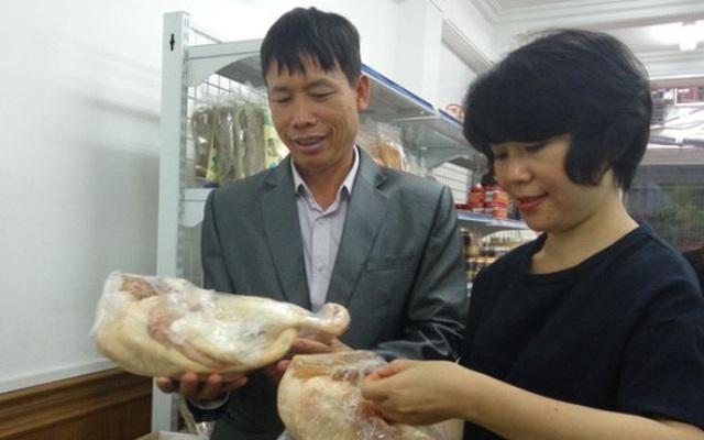 """Ông Đoàn Văn Vươn: """"Tết này nhà tôi vui hơn vì... thực phẩm sạch"""""""
