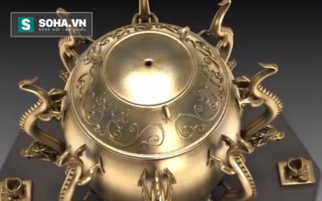 Cho đến tận bây giờ, khoa học hiện đại vẫn chưa thể giải mã những cỗ máy cổ đại này