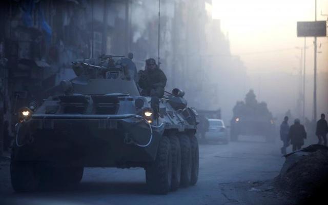 IS gần thất thủ, tướng Iran xuất trận: Syria đang bước vào cục diện nguy hiểm hơn nhiều