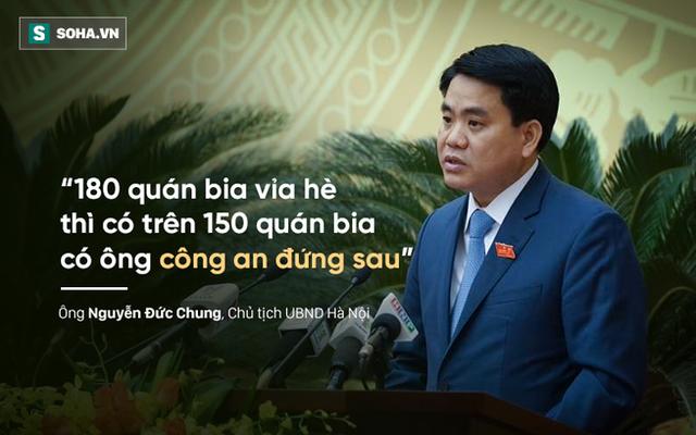 """Lãnh đạo nhiều địa phương khác có vạch rõ """"cây chống lưng"""" như Chủ tịch Hà Nội đã làm?"""