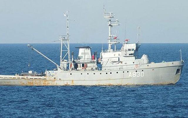 Hải quân Ukraine sẵn sàng đụng độ vũ trang với Biên phòng Nga tại eo biển Kerch