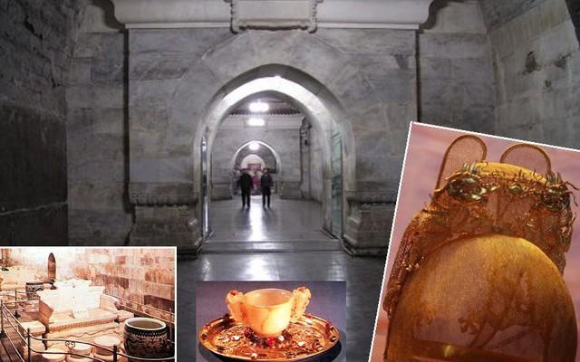Lăng mộ của 13 hoàng đế nhà Minh: Khai quật sau 500 năm, cổ vật châu báu vẫn nguyên vẹn