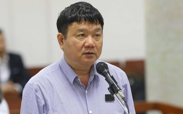 Xử vụ PVN thất thoát 800 tỷ đồng: Cách ly ông Đinh La Thăng để xét hỏi các bị cáo