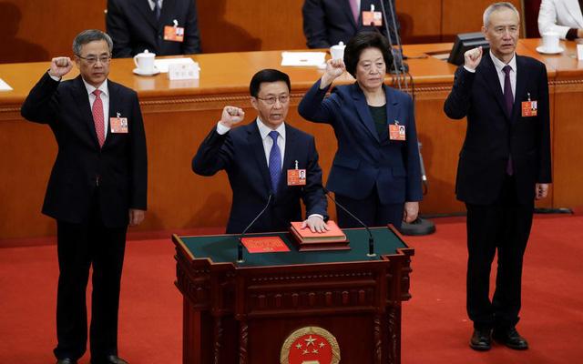 Vì sao cố vấn hàng đầu của ông Tập Cận Bình chỉ xếp thứ 4 trong danh sách Phó Thủ tướng?