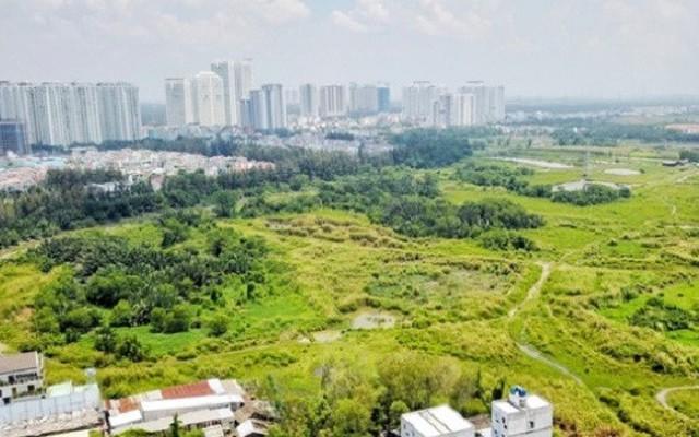 Thu hồi đất dự án Khu dân cư Bắc Phước Kiển của Quốc Cường Gia Lai