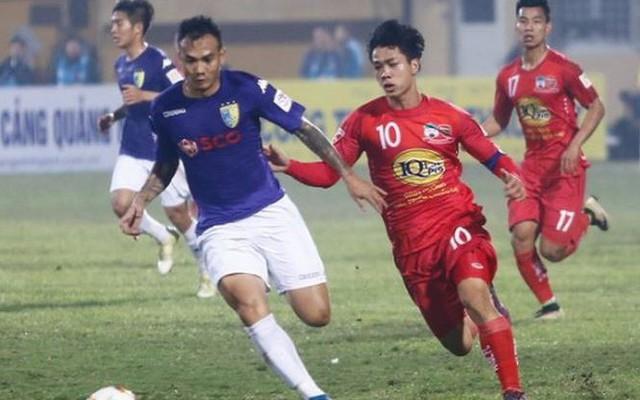 Thống kê buồn của Công Phượng và HAGL trước trận đấu với CLB Hà Nội