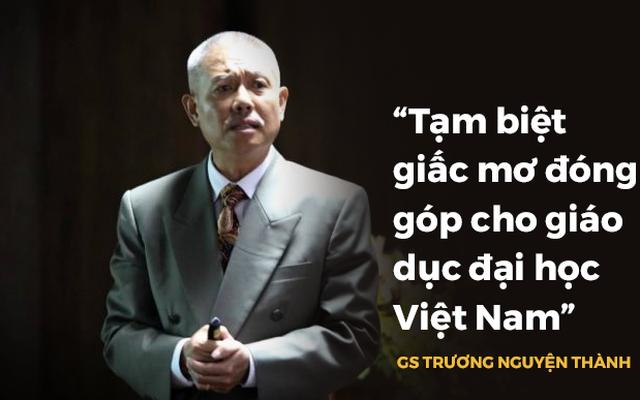 Nhân tài Việt và giấy phép con