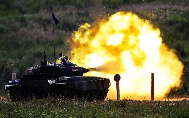 Những hình ảnh cực ấn tượng về Đại hội Thể thao Quân sự Quốc tế ở Nga