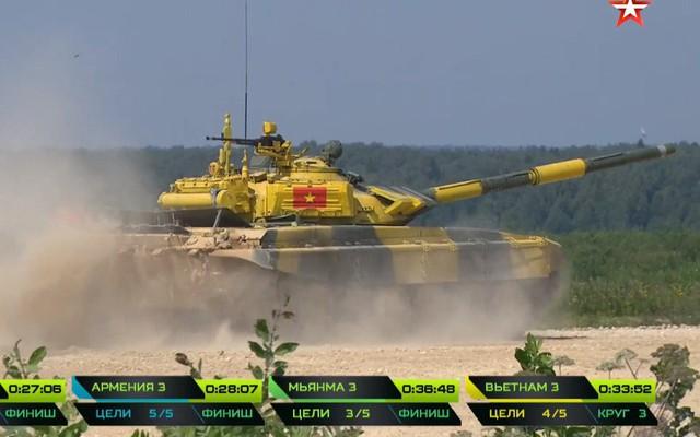 Đại tá Nguyễn Khắc Nguyệt: Không phải thứ hạng cao, đây mới là những điều quý nhất VN thu được tại Tank Biathlon 2018