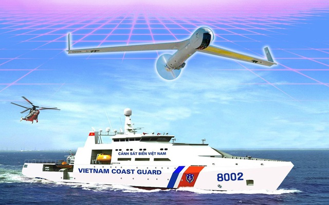 Chuyên gia quốc tế: UAV, máy bay tuần thám, vệ tinh Mỹ sẽ giúp Việt Nam tăng khả năng giám sát biển