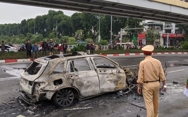 Nữ tài xế Mercedes đâm liên hoàn khiến 1 người chết, 2 người bị thương đối diện án phạt nào?