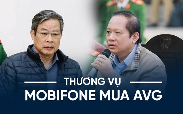 Lời khai đáng chú ý của các bị cáo trong vụ MobiFone mua AVG trước giờ tuyên án