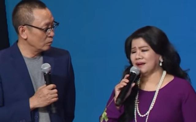 """NSND Thanh Hoa tiết lộ sự thật đau lòng về """"Tàu anh qua núi"""" khiến MC Lại Văn Sâm nổi da gà"""
