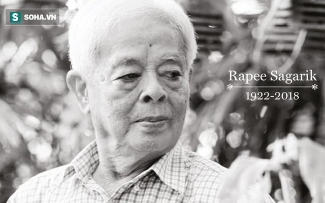 Giáo sư Rapee Sagarik: 'Cha đẻ của hoa lan Thái Lan' và lời khuyên đắt giá về hạnh phúc