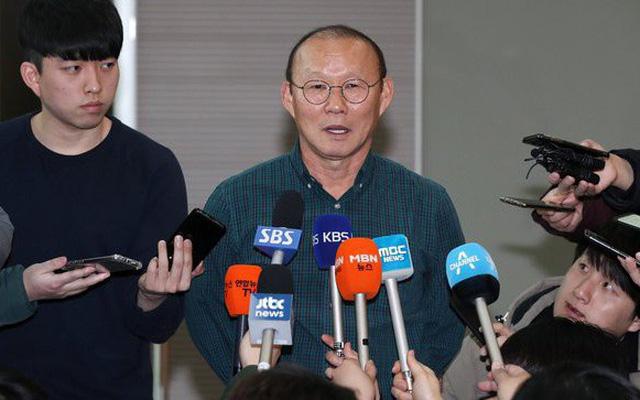 """HLV Park Hang-seo trở lại Việt Nam: """"ĐTQG và U23, tôi chỉ muốn dẫn dắt 1 đội thôi"""""""