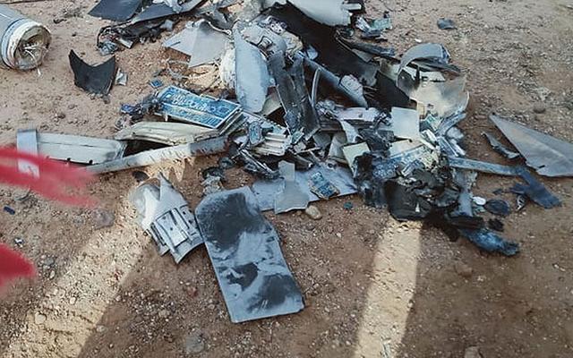 """""""Sát thủ"""" SPYDER của Israel vừa được Ấn Độ sử dụng bắn cháy máy bay Pakistan"""