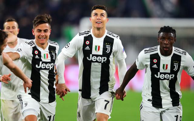 """Với Ronaldo, Juventus sẽ """"đóng vai"""" AC Milan ngày nào để chặn """"cơn bão"""" từ Premier League"""