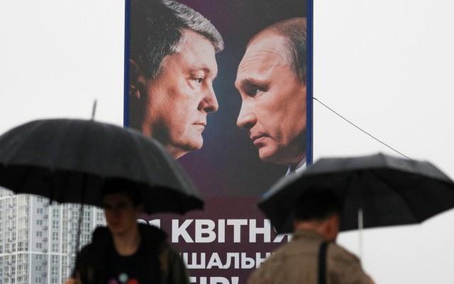 """Ukraine đưa Nga ra tòa quốc tế để """"đòi"""" người, Moskva dửng dưng: Tòa quốc tế cũng không có quyền can thiệp!"""