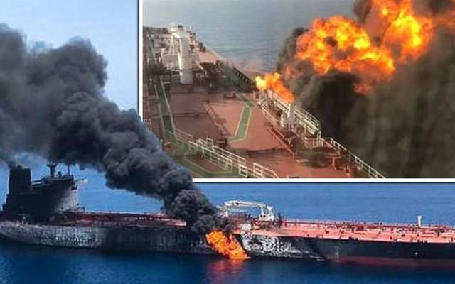 """Vô số nghi vấn quanh vụ tấn công ở vịnh Oman: Hành động của Washington cho thấy Mỹ đã """"chột dạ""""?"""