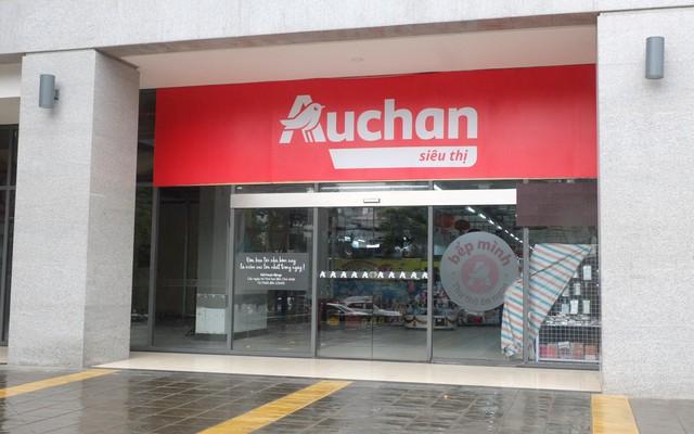 Lộ diện ông chủ mới đầy bất ngờ vừa tiếp quản hệ thống Auchan