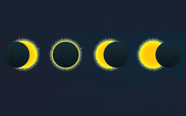 Chọn giai đoạn nhật thực khiến bạn bị thu hút nhất để giải mã bí ẩn tương lai của bản thân