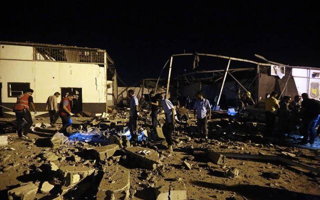 """Libya – Vùng chiến sự """"nóng nhất"""" hình thành"""