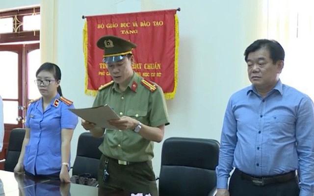 Cựu GĐ Sở Giáo dục Sơn La - Hoàng Tiến Đức sẽ làm nhân chứng tại phiên xử gian lận điểm thi