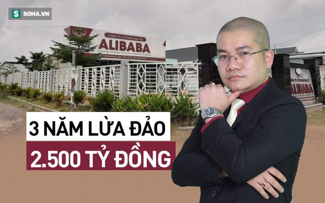 """Nguyễn Thái Luyện Alibaba đã nhờ chú đứng tên vài mảnh đất nhưng """"chưa kịp thực hiện thì bị bắt"""""""