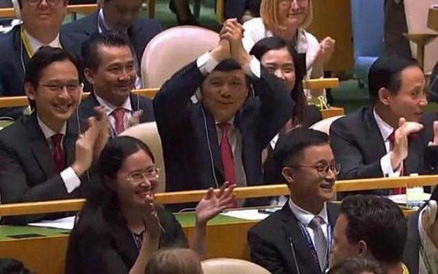 Vì sao Việt Nam trúng cử Uỷ viên không thường trực HĐBA LHQ với số phiếu cao kỷ lục?