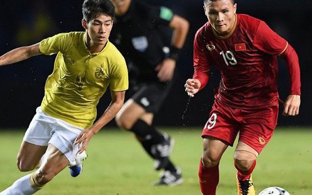 Từ King's Cup đến 'trận đấu tỷ USD' Việt Nam và Thái Lan