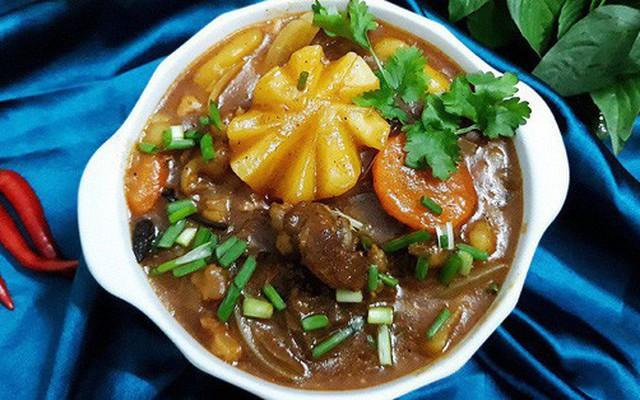 Tôi có công thức nấu bò sốt vang 'gia truyền', ai ăn thử cũng khen ngon xuất sắc!