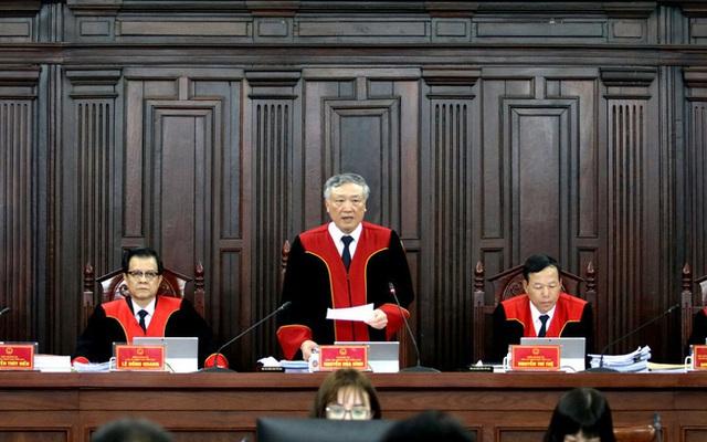 Hội đồng thẩm phán: Hồ Duy Hải không oan